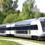 В России появится двухэтажные поезда.