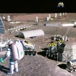 Россия построит базы на Луне