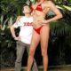 Самая высокая модель в мире