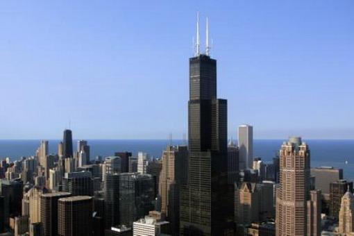 Самый большой небоскреб США