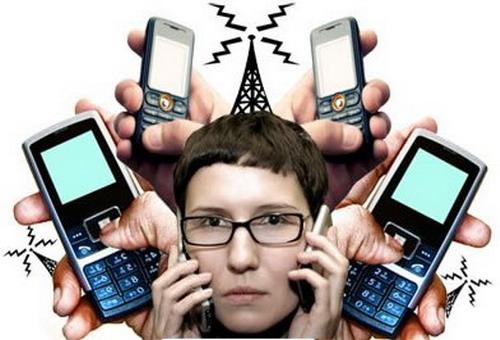 О вреде телефона для детей фото