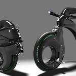 Электрический велосипед YikeBike