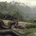 Titanoboa — самая большая змея в мире