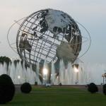 Самый большой глобус на планете