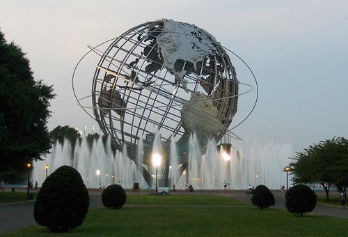 самый большой глобус в мире