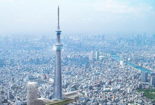 проект башни