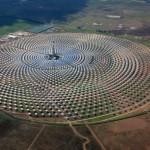 Солнечная станция Gemasolar Power Plant