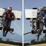 Сверхлегкие летательные аппараты Martin Jetpack