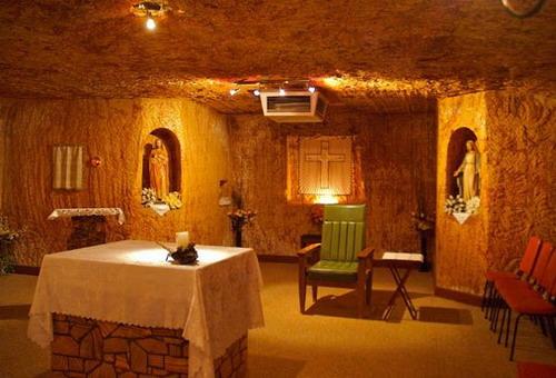 подземные пещеры
