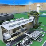 Мощная турецкая электростанция