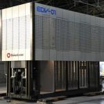 Проект временного жилья EDV-1