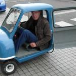 Самые маленькие авто Peel P50