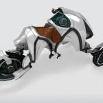 Трицикл Saddle