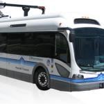 Электрический автобус от компании Proterra