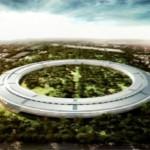 Новый большой офис Apple
