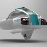 Водная машина будущего