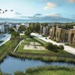 Экологический город в Великобритании