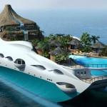 Яхта Tropical Island Paradise