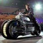 Dodge Tomahawk — самый быстрый мотоцикл в мире