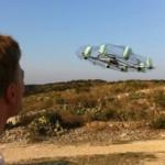 Устройство Batcopter