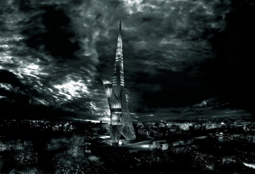 башня tower