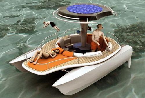 морские лодки