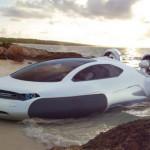 Воздушный катер Volkswagen Aqua