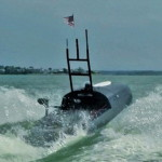 Новый катер для защиты портов от диверсантов