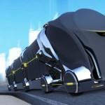 KAMAZ truck Flex Futurum — грузовик будущего