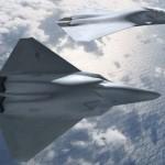 Новейшие истребители 6-го поколения от компании Northrop Grumman