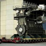 Самый большой двигатель в мире