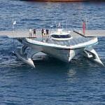 Яхта Planet Solar
