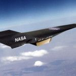 X-43A — самый быстрый истребитель в мире