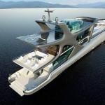 Яхта Белуга