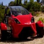 Трехколесный автомобиль Arcimoto SRK