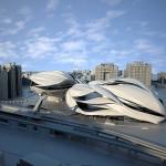 Городской театр созданный при помощи музыки