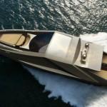 Лодка Lamborghini