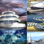 Морские сооружения Amphibious 1000