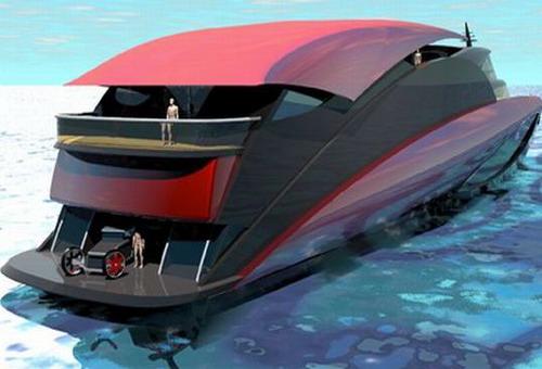 новый корабль
