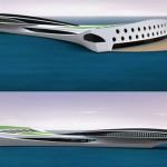 Корабль отель Concorde Yacht