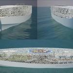 Корабль Voronoi yacht