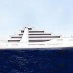 Корабль Everest за пол миллиарда