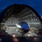 Дирижабль-спутник HALE-D
