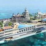 Морские яхты Streets of Monaco