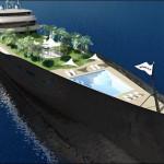 Корабль мечты WallyIsland
