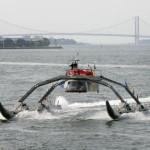 Уникальные корабли Proteus WAM-V
