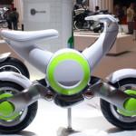 Электрический мотоцикл Yamaha EC-f