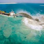 Земляная насыпь — остров в Дубаи