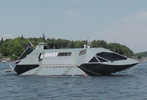 корпус корабля