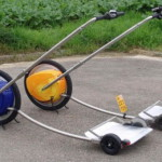 Большой самокат Cool Rider